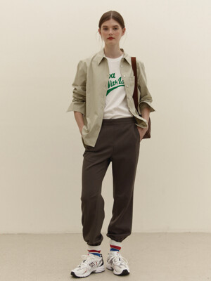 SINCHON Jogger pants (Khaki)