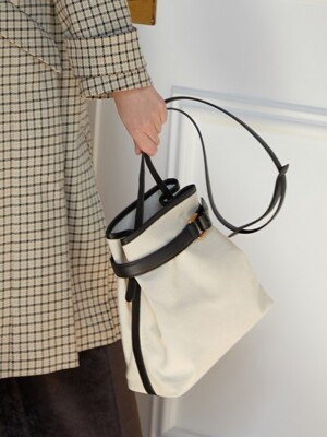 LIGNE BAG(2COLORS)