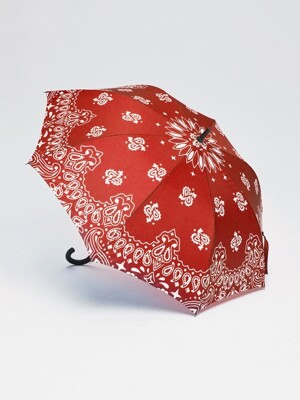 BANDANA UMBRELLA _ RED