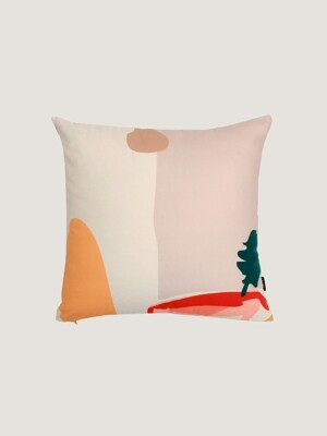 Daily scenery cushion covers