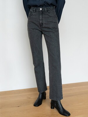 CASUAL STRAIGHT LEG DENIM JEAN GY