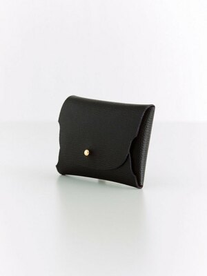 Soap Card Wallet_Black
