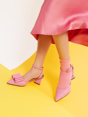 [3way]Three Layer Ribbon Sling Back Milk Pink_0036
