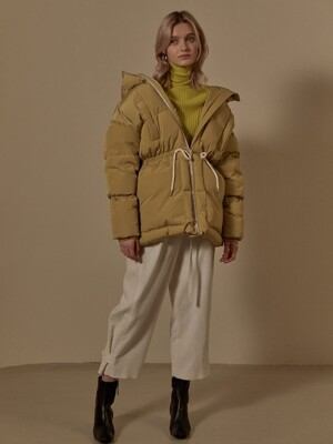 Duck Down String Parka SD9WU007-41