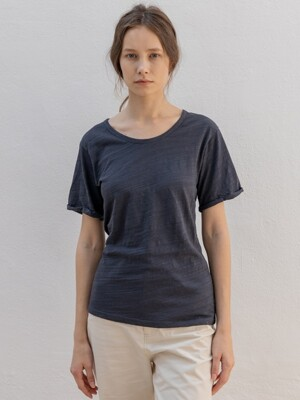 U-neck T-Shirts_RF20SMTS01 (4 Colors)