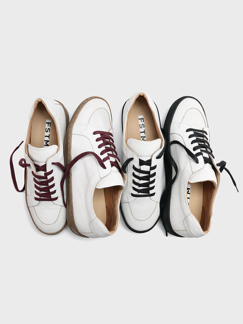 Sneakers_Leo FEA224 #2colors