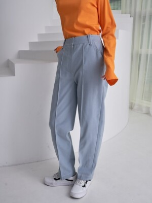 stitch napping pants_mist blue