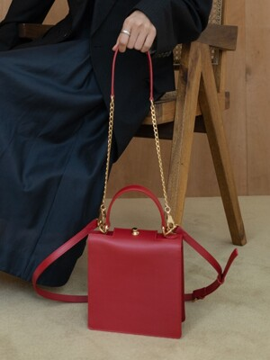 Truffle bag (Red)