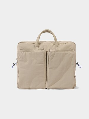 CITY BOYS BRIEF CASE 001 Sand
