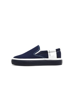 [Fellas Studio] Cylinder Navy / White MEN