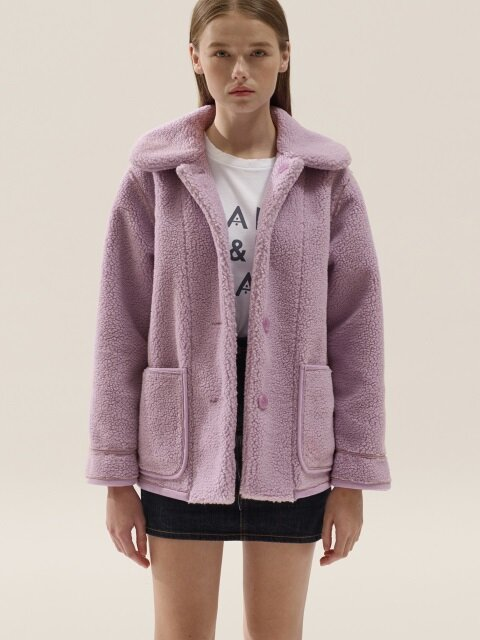 Tansy Jacket Purple_FW3531PP
