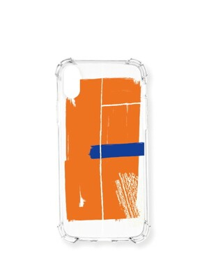 ORANGE JELLY CASE