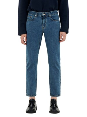 DEN1970 ocean blue slim crop