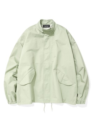 SP OVERSIZE M51 CROP FIELD PARKA-LIGHT KHAKI