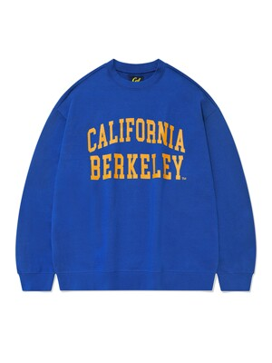 BERKELEY ARCH CREWNECK KS [BLUE]