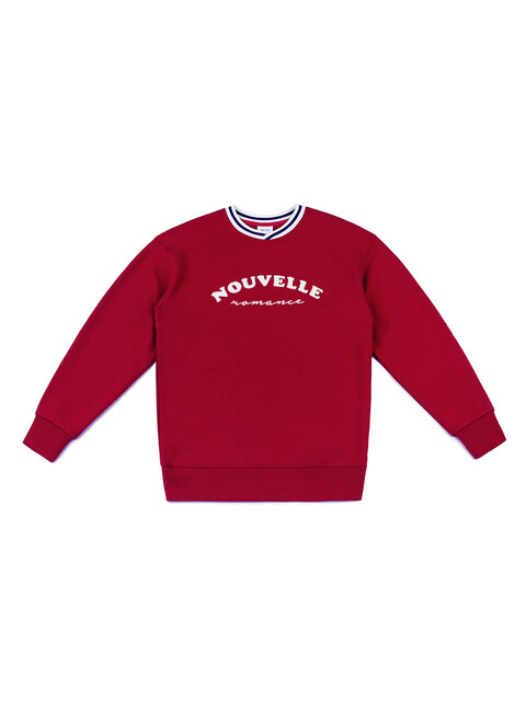 ROMANCE SWEATSHIRTS (RED)