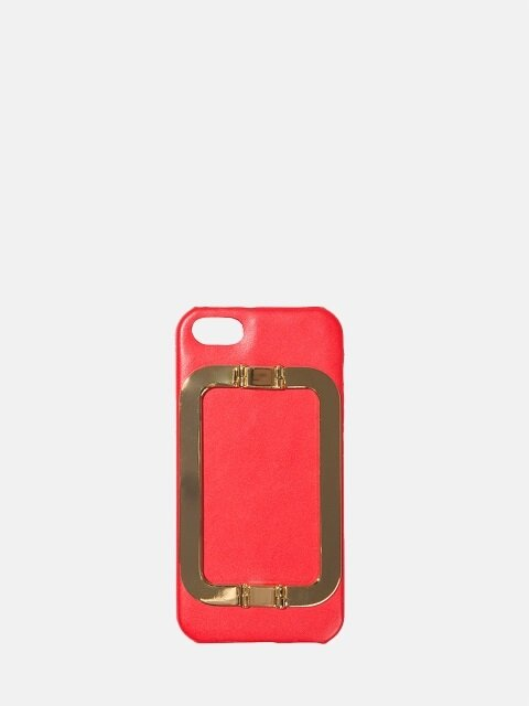 IPHONE SE CASE_RED