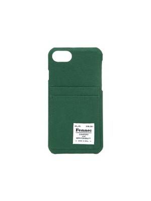 C&S iPHONE 7/8 CASE - GREEN