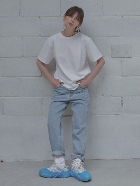 via Oliver denim pants