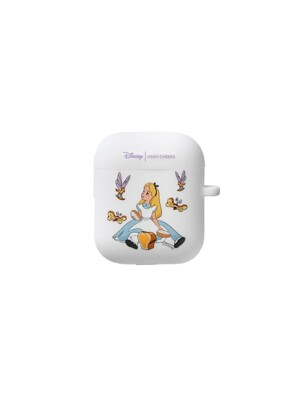 Alice and Bread Butterflies Airpod Case
