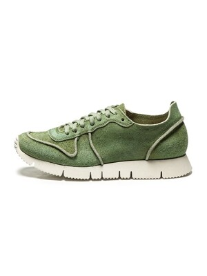 [WOMEN] Tannery washed Carrera F1 Low green (CS_B6921AA_17)