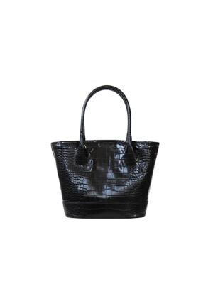 Basket bag [Daily/Black]
