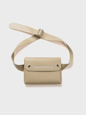 SB BELT BAG [BEIGE]