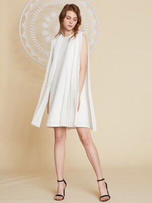 AHIN PLEAT DRESS [SS-DR-423]
