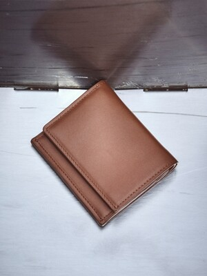 Pochette small wallet Smoky Tan