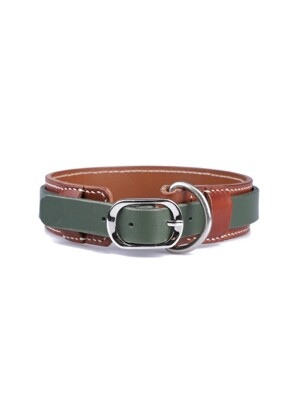 GOPE Signature Dog Collar BRGN