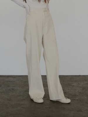 WINTER PANTS (VANILLA)