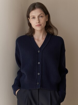 Alpha Cardigan (Navy)