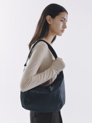 2Way Eco Hobo Bag Black