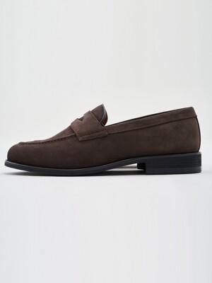 No Wet Suede Loafer