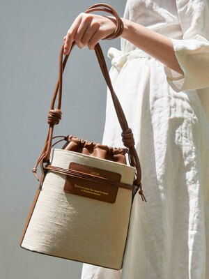 MOMENT BAG_TAN BROWN