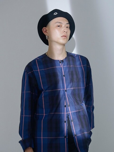 Natural Cut Round Shirt_NP