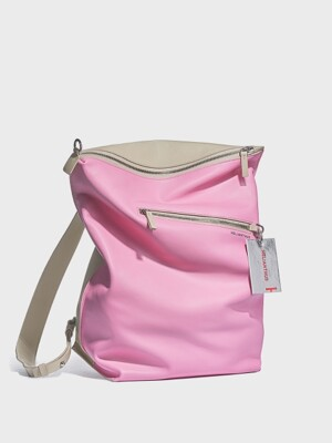 JAY-Z BACKPACK M_PINK