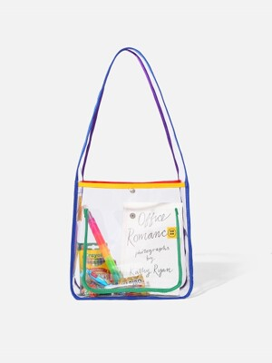 DAY DAY BAG PVC Rainbow