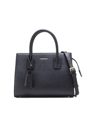 DELFIN MINI TOTE (BLACK)