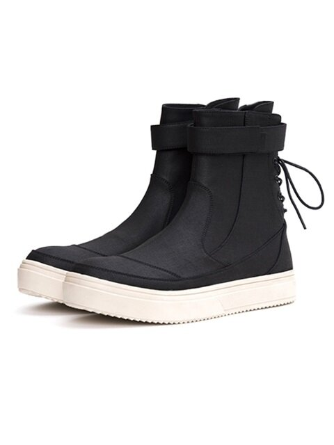 Strap High-top Sneakers 08