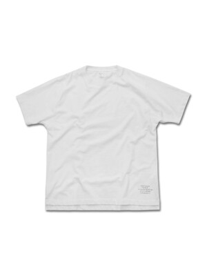 easy sport t-shirts ver.2 -white-