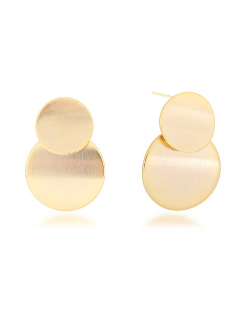 ATJ-BE12663GS EARRING