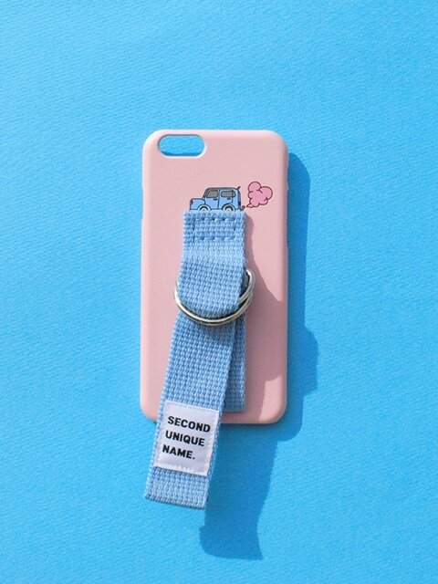 SUN CASE LIGHT PINK LIGHT BLUE (ILLUST)