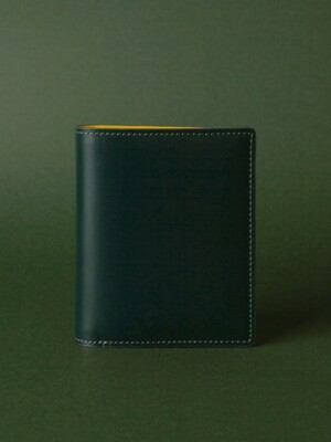 Folding Wallet Dark Green