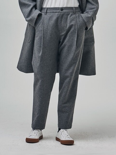 Invisible Relax Pants (Gray)