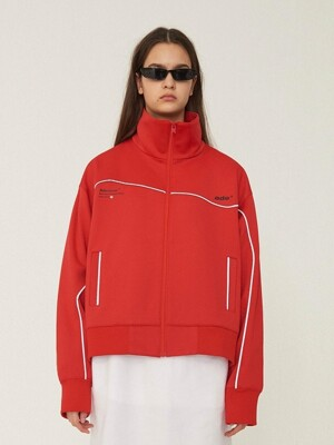 Ade track jacket Red