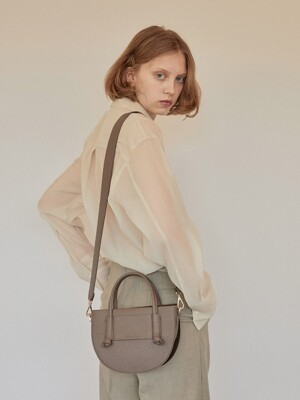 U Bag (Dark Taupe)