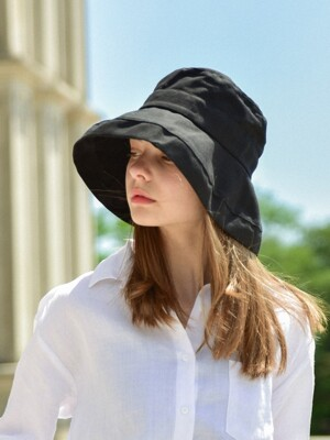 Wien Bucket Hat (Black)