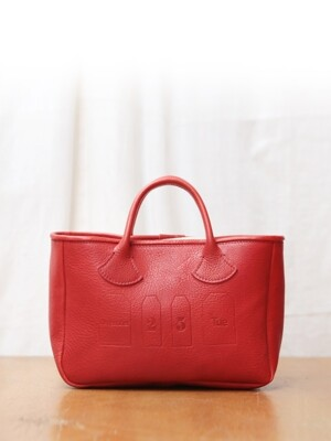 Memory Tote Bag_Red [YB211_RD]