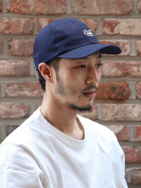Cotton Ball Cap_Navy